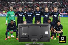 How Man United could still get involved in the 2014/15 Champions League...