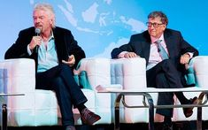 Bill Gates and Richard Branson are investing in a mysterious new meat Richard Branson, Bill Gates, Bitcoin Logo, Jorge Paulo Lemann, Best Crypto, Ferrari 488, Justin Trudeau, How To Get Rich, Horror Films