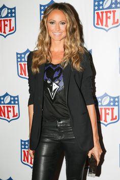 NFL & VOGUE: Where Fashion Meets Football | Stacy Keibler | meesh & mia