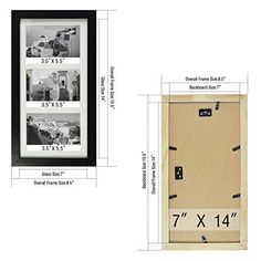 33dabe435bbb NuDell 8.5 x 11 EZ Mount Economy Document Frame Plastic Face