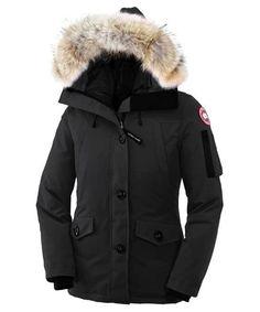 Canada Goose Montebello Parka - Black