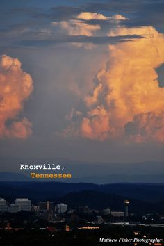 Downtown Clouds - Knoxville, TN