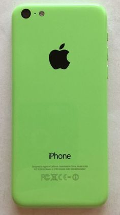 IPHONE 5C GREEN 16 GB MODEL A1456 SPRINT SMARTPHONE PLUS OTTER BOX FREE SHIPPING #Apple #Smartphone