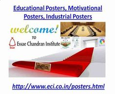 Educational Posters, Motivational Posters, Industrial Posters Video:  This Video was uploaded by EssaeChandranInstitute. Find other Educational Posters, ...