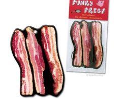 Bacon Car Air Freshener