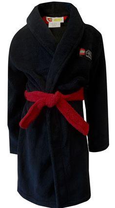 119e9876da WebUndies.com Star Wars Darth Vader Black Plush Robe Star Wars Pajamas