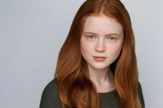 Trouble brewing: This season both Lucas and Dustin (Caleb McLaughlin and Gaten Matarazzo) develop a romantic interest in the same girl: Billy's little sister Max, played by Sadie Sink Stranger Things Max, Stranger Things Netflix, Beautiful Red Hair, Beautiful People, Sadie Sink, Queen, Redheads, Freckles, Actresses