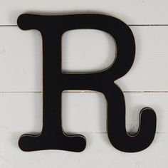 "Letter R LED Light 4/"" Monogram Marquee Mini Tabletop Nightlight w// 4-Hr Timer"