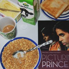 #day16 The Day I Had Breakfast with Prince! . . . . . #booktastic #bookstagram #bookalicous #book #cover #bookcover#bookstagrammer #bookshelf #bookphotography #bibliophile #bookish #bookworm #booklove #booklover#100daysproject