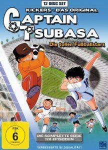Captain Tsubasa: Die tollen Fußballstars - Die komplette Serie 12 DVDs: Amazon.de: Hiroyoshi Mitsunobu: Filme & TV