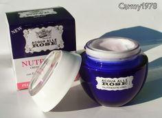Review su una dell nuove creme per il viso di Acqua alle rose http://www.carmy1978.com/2014/01/recensione-crema-viso-acqua-alle-rose-nutriente.html
