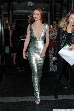 All Grown Up Sophie Turner Looks Regal at the Met Gala - WhoSay