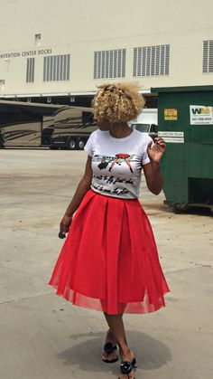 She wants to fly first class I want to own the plane Tee on Shunmelson.com #naturalhair #graphict #redskirt #fittedt #plussize