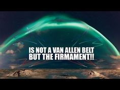 First Photo of Dome Firmament Above Flat Earth - YouTube