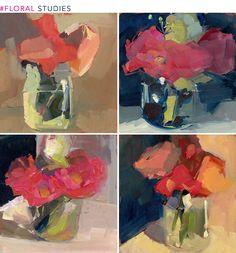 Lisa Daria paintings (via stylebyemilyhenderson.com)