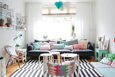 Living room 2015 IDA interior lifestyle