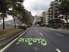 Trânsito - Faixa olímpica é liberada para carioca e multa deixa de valer +http://brml.co/2bl7BTN