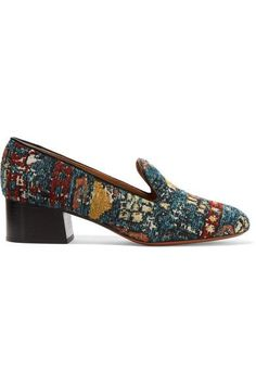 Chloé - Bouclé-jacquard Pumps - SALE20 at Checkout for an extra 20% off