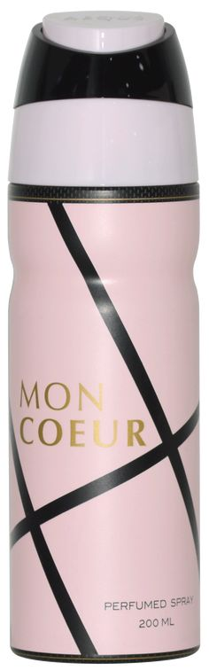 About MON COEUR Top Notes  Heart Notes  Base Notes Deodorant, Water Bottle, Perfume, Notes, Base, Heart, Top, Report Cards, Water Bottles