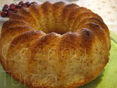 Cozinha Turca: Bolo de Iogurte e Côco Fresco (Hindistancevizli Ke...                                                                                                                                                                                 Mais