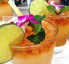 15 Essential Cocktails       The Best Mai Tai