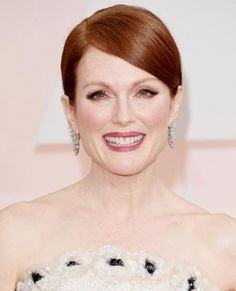 Julianne Moore from #InStyle