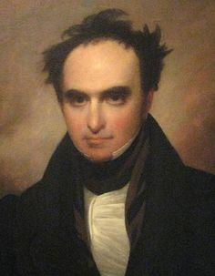 Francis Alexander, Daniel Webster, 1835.