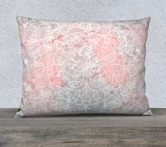 GET 10% OFF! Follow this link: https://www.etsy.com/shop/DrawingIllustration?coupon=PINTEREST04 or use coupon code PINTEREST04 in my shop! Until October 31st. https://www.etsy.com/listing/539190056/throw-pillow-pink-mandala-pattern-pillow?ref=rss