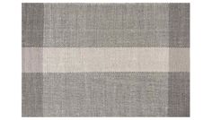 Pairing traditional craftsmanship with modern Scandinavian design, the Pomezia uses bands of textured threads to produce a striking coloured rug. Hand knotted from soft wool, this original piece by Linie Design makes a comforting and stylish addition to the home.