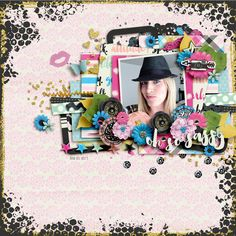 Layout using {Sassitude} Digital Scrapbook Collection by Meghan Mullens of Wild Dandelion Designs available at Sweet Shoppe Designs  http://www.sweetshoppedesigns.com//sweetshoppe/product.php?productid=31394&cat=766&page=3 #wilddandeliondesigns