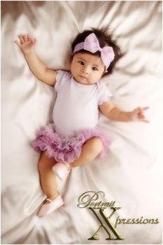 Fotos lindas de bebê menina