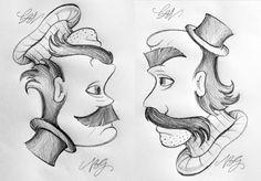 El espejo lúdico: Mujeres que dan la cara doblemente