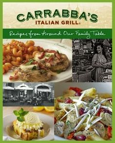 "Read ""Carrabba's Italian Grill Recipes from Around Our Family Table"" by Rick Rodgers available from Rakuten Kobo. Make dinner the Carrabba's way tonight, with these delicious family recipes For 25 years, Carrabba's Italian Grill has o. Weber Grill Recipes, Grilling Recipes, Potluck Recipes, Family Recipes, Casserole Recipes, Dinner Recipes, Grilling Tips, Fun Recipes, Delicious Recipes"