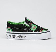 Yo Gabba Gabba Shoes by Vans