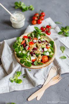 Lunch to go: Quinoa-Salat im Glas | Alles und Anderes