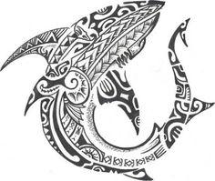56 Ideas for tattoo designs maori polinesian Maori Tattoos, Tribal Shark Tattoos, Maori Tattoo Frau, Band Tattoos, Marquesan Tattoos, Samoan Tattoo, Animal Tattoos, Sleeve Tattoos, Turtle Tattoos
