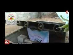 Civils palestiniens: rampes de lancements de missile au milieu des habit...