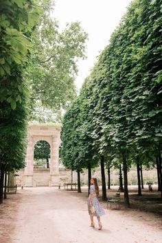 Summer Blues In Paris | Gal Meets Glam