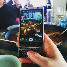 #inst10 #ReGram @crackberrykevin: When in Barcelona eat Paella! This #BlackBerry KEYone is taking some pretty epic photos. Solid camera. #blackberrymobile #blackberrykeyone #mwc  #BlackBerryClubs #BlackBerryPhotos #BBer #RIM #QWERTY #Keyboard #OldBlackBerry #NewBlackBerry #TCL #BlackBerryMobile #BBMobile #BlackBerryKEYone