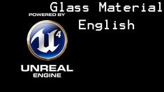 Unreal Engine 4 Tutorial: Glass Material (english)