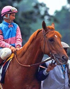 1986 KentucKy Derby Winner, Ferdinand