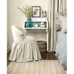 Jute with Chenille Natural Fiber Rug by Ballard Designs  I  ballarddesigns.com
