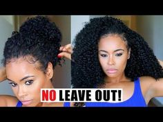 NO LEAVE OUT - Watch Me Slay & Style these Crochet Braids Hairstyles! [Video] - Black Hair Information