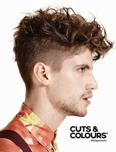 Men's Hairstyles: 2017 Curly Undercut Hairstyles For Men With Low Fade, side swept undercut, classic undercut for men Wavy Hair Men, Haircuts For Curly Hair, Curly Hair Cuts, Cool Haircuts, Mens Hair, Mens Short Curly Hair, Medium Haircuts For Men, Big Forehead Hairstyles Men, Wavy Hairstyles For Men