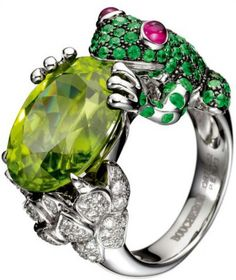 Animal jewelry - boucheron