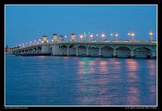 Bridge of Lions, St Augustine, Florida