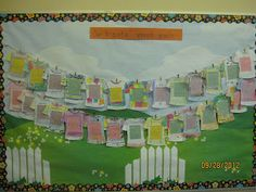 Speeching Around: My bulletin board!
