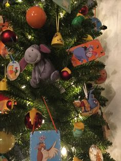 Finding Nemo Christmas Ornaments