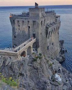MAIORI Costiera Amalfitana (Sa) Torre Normanna