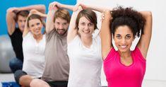 Stretcing spalle: 5 esercizi da fare